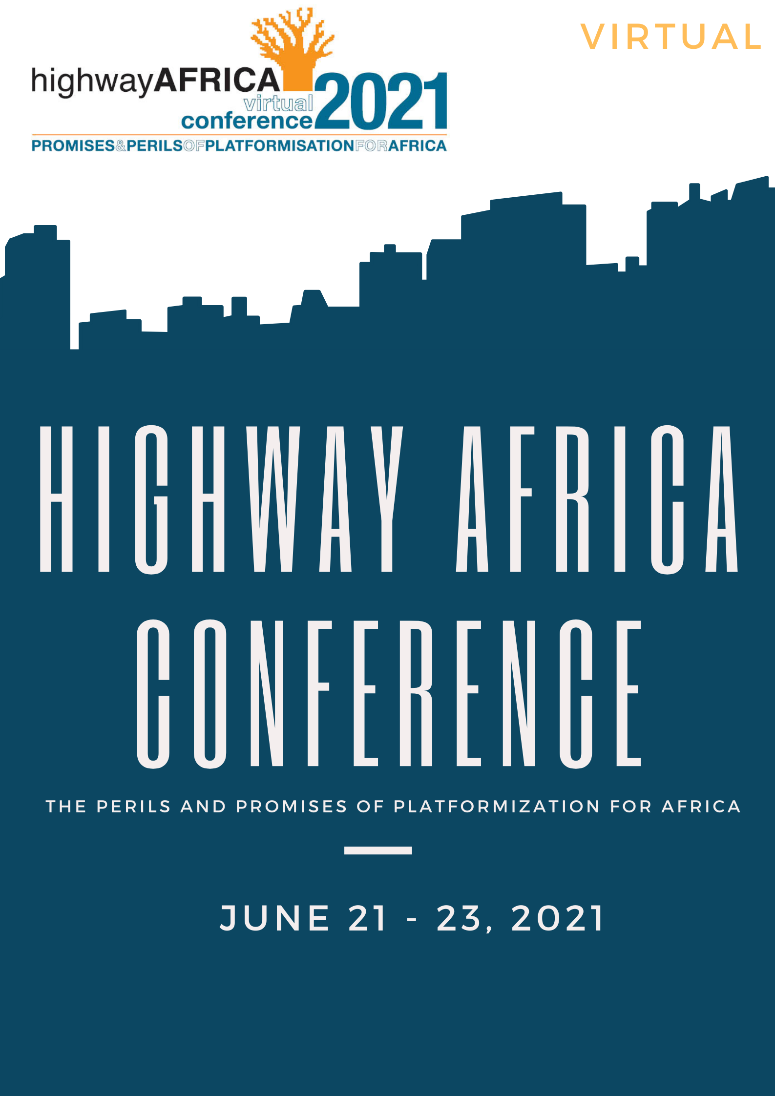 Invitation to register : Highway Africa conference 2021