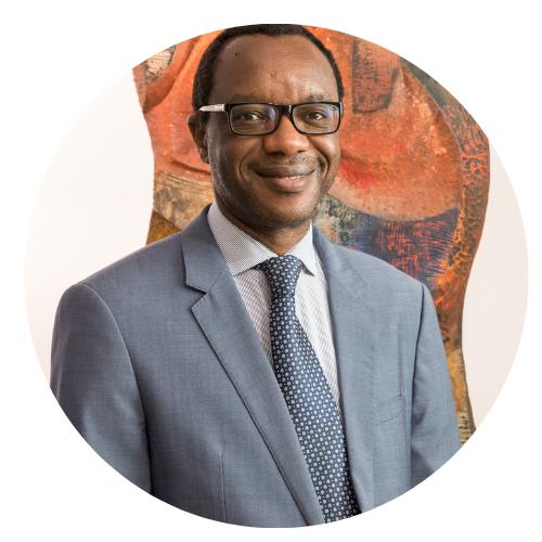 Prof. Tawana Kupe